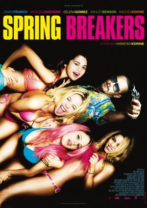 Spring Breakers 2480x3508
