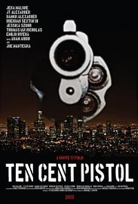 10 Cent Pistol poster