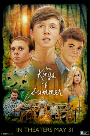 The Kings of Summer 854x1280
