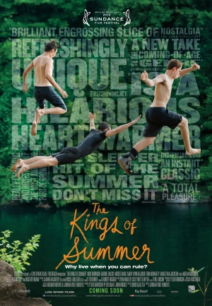 The Kings of Summer 3462x5000