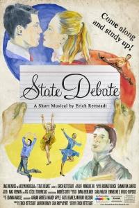 State Debate poster