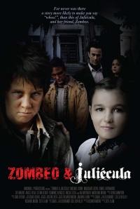 Zombeo & Juliécula poster