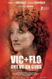 Vic + Flo ont vu un ours poster