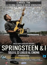 Springsteen & I poster