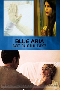 Blue Aria poster