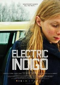 Electric Indigo poster