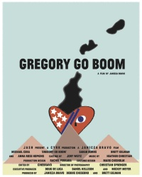 Gregory Go Boom poster