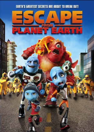Escape from Planet Earth 1611x2262