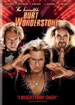 The Incredible Burt Wonderstone 1667x2340