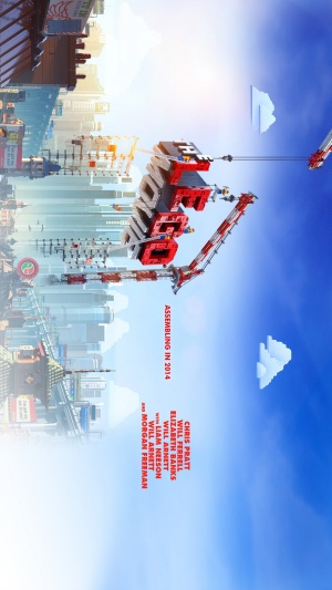 The Lego Movie 1125x2000