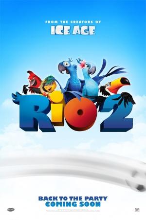 Rio 2 - Dschungelfieber 1067x1600