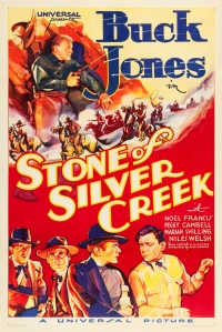 Stone of Silver Creek poster