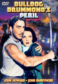 Bulldog Drummond's Peril poster
