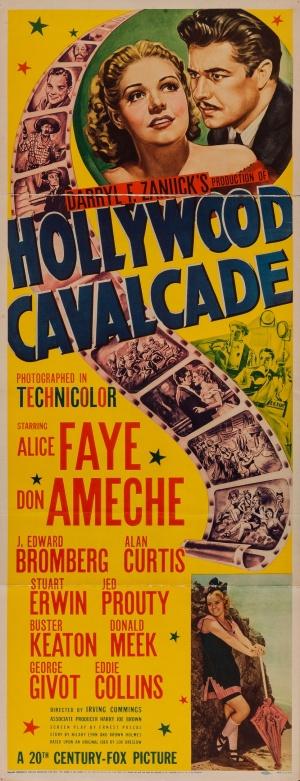 Hollywood Cavalcade 1134x2953