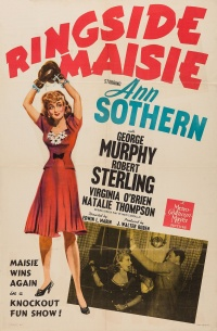 Ringside Maisie poster