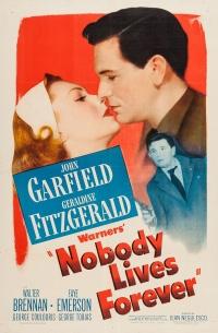 Nobody Lives Forever poster