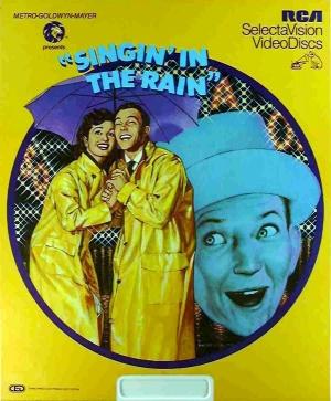 Singin' in the Rain 901x1091