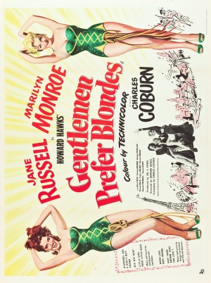 Gentlemen Prefer Blondes 2239x3000