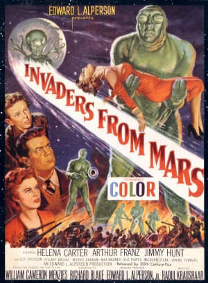 Invaders from Mars 3058x4172
