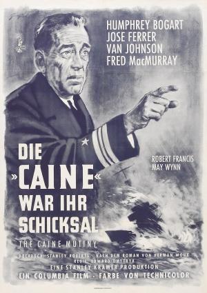 The Caine Mutiny 1382x1959