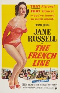The French Line poster