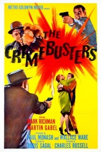 The Crimebusters poster