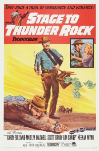 Stage to Thunder Rock poster