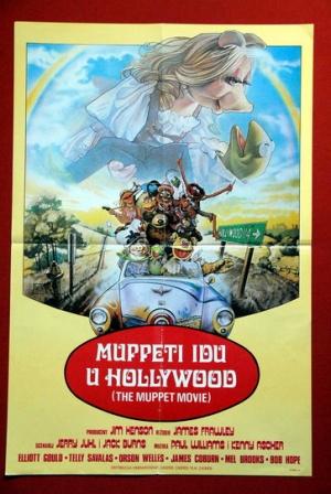 Muppet-elokuva 363x542