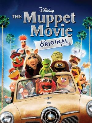 Muppet-elokuva 1000x1339