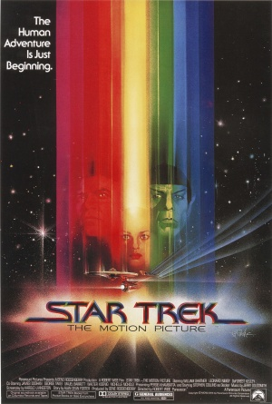 Star Trek: The Motion Picture 3373x5000