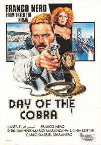 Day of the Cobra poster