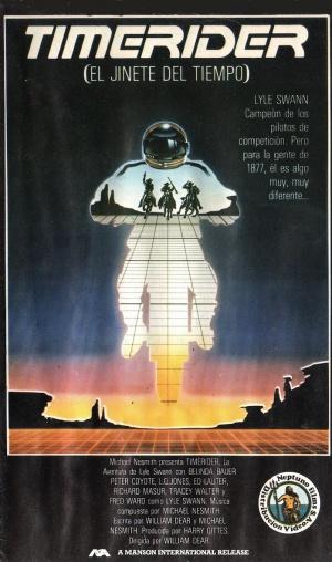 Timerider: The Adventure of Lyle Swann 698x1182