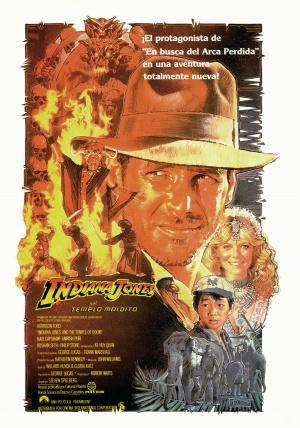 Indiana Jones and the Temple of Doom 2475x3535