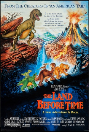 The Land Before Time 2023x3000
