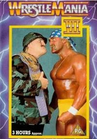 WrestleMania VII poster
