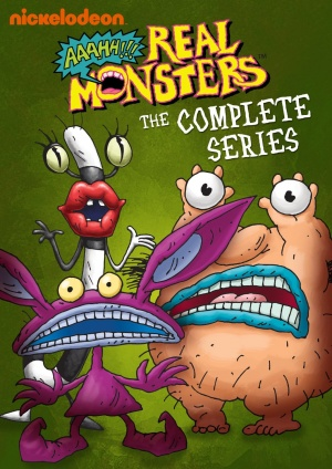 Aaahh!!! Monster 1061x1500