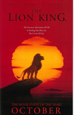 The Lion King 1035x1600