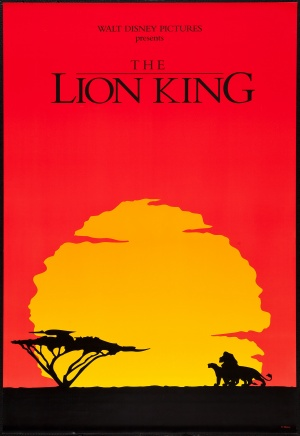 The Lion King 2065x3000