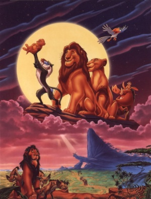 The Lion King 770x1011