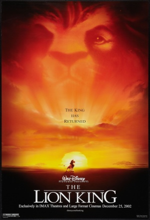 The Lion King 2041x3000