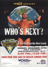 WCW/NWO Starrcade poster
