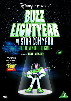 Buzz Lightyear - Avaruusranger: Seikkailu alkaa 1057x1500