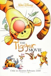 Tiggers großes Abenteuer poster