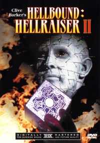 Hellbound: Hellraiser II - Lost in the Labyrinth poster