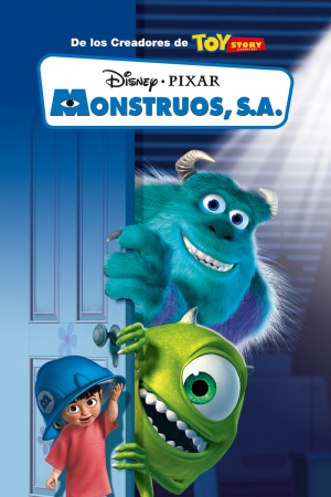 Monsters, Inc. 800x1200