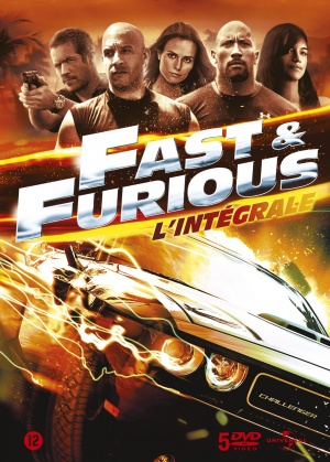 The Fast and the Furious 1617x2256