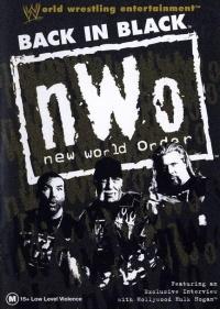 WWE Back in Black: NWO New World Order poster