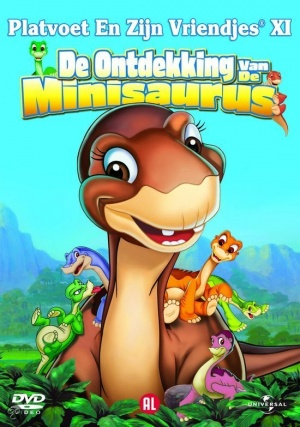 The Land Before Time XI: Invasion of the Tinysauruses 550x783