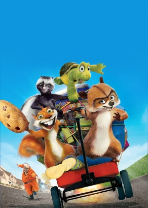 Over the Hedge 1917x2700