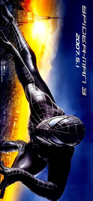 Spider-Man 3 2086x4526